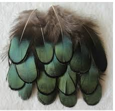<b>200pcs</b>/<b>Lot</b> 4 7CM Loose Natural Dark Emerald Lady Amherst ...