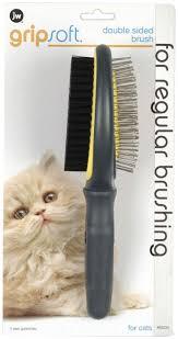 Купить расческа для животных <b>JW Pet Grip</b> Soft Cat Double Sided ...