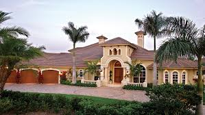 Estate Home Plans   Estate Home Designs from Homeplans com Bedroom Italianate Estate Home Plan HOMEPW