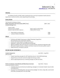 Examples Of A General Resume   Free Resume Builder    Resume com Free Resume Samples   Writing Guides for All