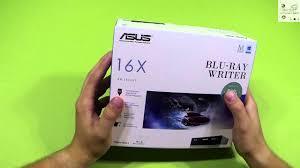 Unboxing <b>Blu</b>-<b>Ray ASUS BW</b>-<b>16D1HT</b>/BLK/G/AS (Взгляд ...