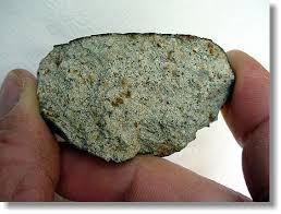 Nova <b>005</b> - Bob's Findings - <b>Meteorites</b> from