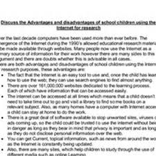 essay advantage and disadvantage of computer   grading rubric for    english essay computers