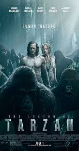 <b>The Legend of</b> Tarzan (2016) - IMDb