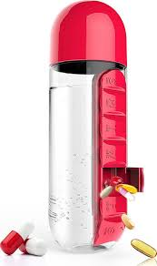 <b>Бутылка органайзер</b> Asobu In style (<b>0</b>,<b>6</b> литра) красная, шт ...