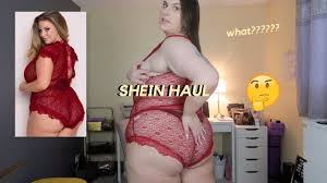 I Tested Out SHEIN <b>Plus Size</b> Clothing And BOYYYYYYY We Have ...