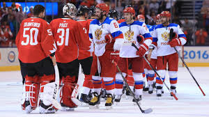 alex ovechkin it didn t work for team russia and that was something that team exulted in in its ability to shut down ovechkin in the patience it showed