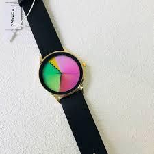 <b>New Creative</b> Fashion Rainbow Analog Quartz <b>Wrist Watch</b> Women ...