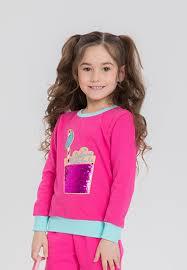 <b>Толстовка детская для девочек</b> 23706070: цвет розовый, 399 ...