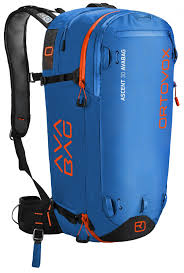 <b>Рюкзак</b> Ortovox Ascent 30 AVABAG Kit with AVA-<b>Unit</b> Safety <b>Blue</b> ...