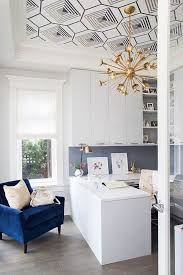 the best of home office design blue home office