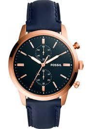 <b>Часы Fossil FS5436</b> - купить <b>мужские</b> наручные часы в Bestwatch.ru