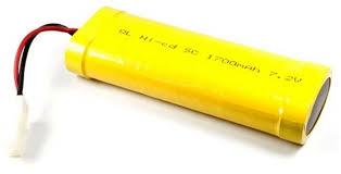 <b>Аккумулятор Ni</b>-<b>Cd</b> 1700Mah 7.2v <b>Heng Long</b> - 78-105 купить ...