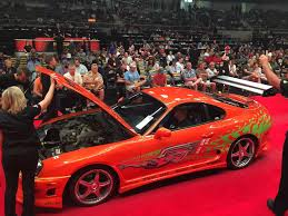 <b>Original</b> Fast And <b>Furious</b> Toyota Supra Sells For $185,000 At Auction