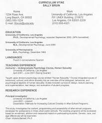 Apply for a PhD   How to write your CV   academics resume template format   curriculum vitae template