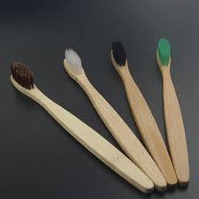 wholesale nano 24pcslot multi color environment eco friendly wooden bamboo toothbrush tongue scraper oral buy environmentally friendly