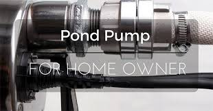 Best Submersible Pond Pump Reviews 2017 - Top Rated For The ...