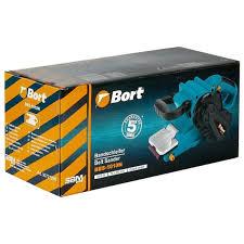 Сетевая ленточная <b>шлифовальная машина Bort</b> BBS-1010N ...