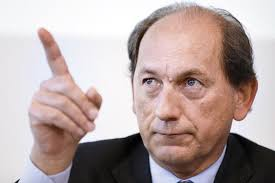 Paul Bulcke, Chief Executive Officer of Nestle. Infrastructure is definitely a problem. Power and education are the other problems. - xBL08_22_PAULBULCKE_1262937f.jpg.pagespeed.ic._wjkJh81XV