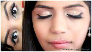 how to do cat eyes tutorial gold eye makeup superprincessjo