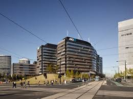location 833 collins street docklands melbourne cost 512 million space 86000 square metres environmental rating six green stars for office design anz office melbourne