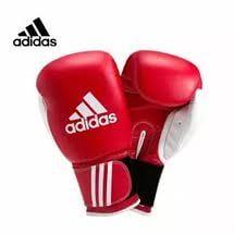 <b>Перчатки</b> боксерские <b>Adidas Response 10oz</b> кр/белые: купить за ...