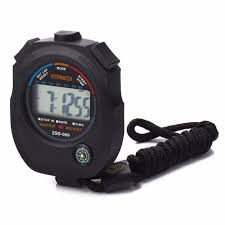 Classic <b>Digital</b> Professional Handheld <b>LCD</b> Chronograph Sports ...