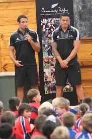 <b>SBW</b>, Kahui spread rugby gospel to <b>kids</b> | Stuff.co.nz