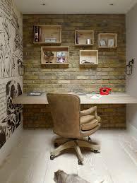 office wall decor ideas for comfortable working styles office wall decor idea in rustic workspace box room office ideas