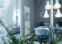 modern bathroom and vanity lighting solutions bathroom effervescent contemporary bathroom vanity lighting placement