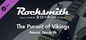 "Rocksmith® 2014 Edition – Remastered – <b>Amon Amarth - ""The</b> ..."