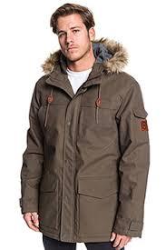 Мужские Куртки и <b>Парки QUIKSILVER</b>
