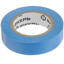 Изолента <b>Вихрь (10m * 15mm</b> * 0,15mm) синий (73/3/3/2).