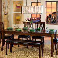 10 Seat Dining Room Table Furniture Glamorous Dining Table Bench Interesting Room Seats