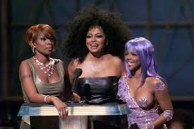 <b>Mary J</b>. <b>Blige</b> was 'pissed' when Diana Ross touched Lil' Kim's ...