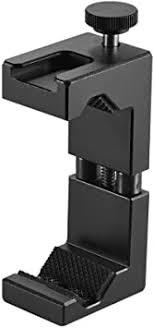 Andoer Adjustable <b>Smartphone</b> Clip Holder Clamp Bracket ...