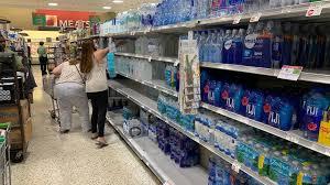 Where can I get water before Hurricane Dorian hits Florida?