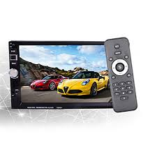 7026GM 7 inch 2 DIN <b>Symbian</b> Car Multimedia Player / Car GPS ...