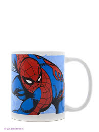 Кружка керамическая в подарочной упаковке. Человек-паук Stor ...