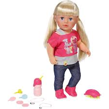 <b>Кукла ZAPF CREATION</b> Сестричка <b>BABY</b> born 43 см, купить по ...
