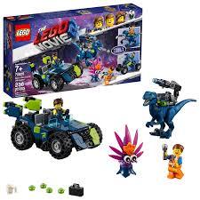 <b>LEGO The LEGO Movie</b> 2 Rex's Rex-treme Offroader! <b>70826</b> ...