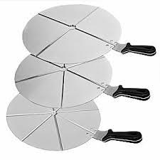 <b>Поднос</b> для нарезки пиццы на 8 кусков <b>d</b>=<b>50 см</b> Zio Pepe <b>RV50</b>/8 ...