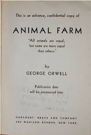 George Orwell: An exhibition from the Daniel J. Leab Collection ...