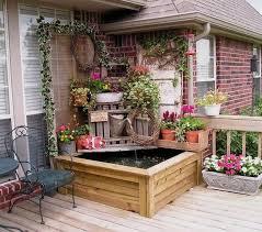 patio gardens ideas