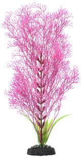 """<b>Растение для аквариума</b> Barbus """"Горгонария"""", <b>пластиковое</b>, цвет ..."""