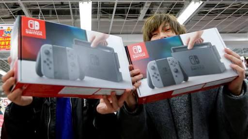 Switch, Nintendo