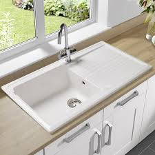 ceramic sinks kitchen image of ceramic kitchen sinks design