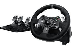 Купить <b>руль Logitech G920</b> Driving Force 941-000123 в интернет ...