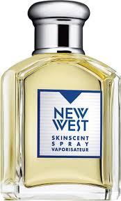 4 Pack - <b>New West</b> Skinscent By <b>Aramis</b> Spray For Men 3.4 oz