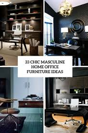 furniture designs small living room property  chic masculine home office furniture ideas